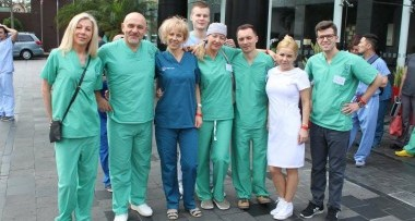 Maraton Implantologiczny na Dominikanie 2017